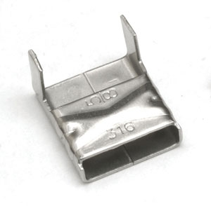 Buckle stainless steel 304