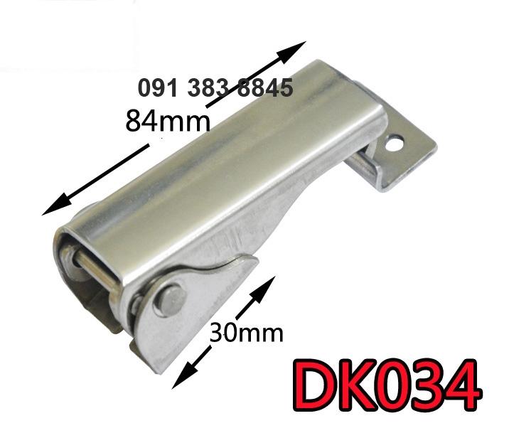 Khóa hộp inox DK034