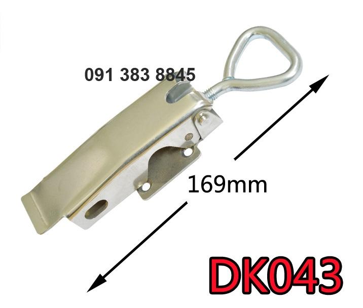 Khóa hộp inox DK043