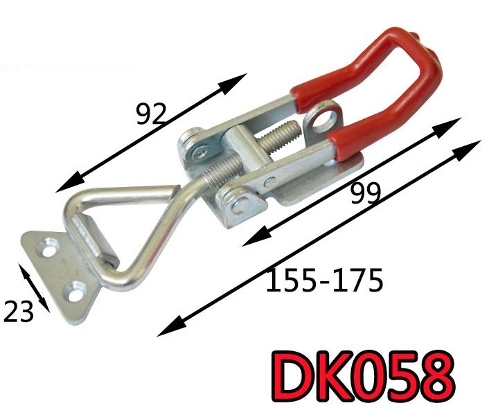 Khóa hộp inox DK058