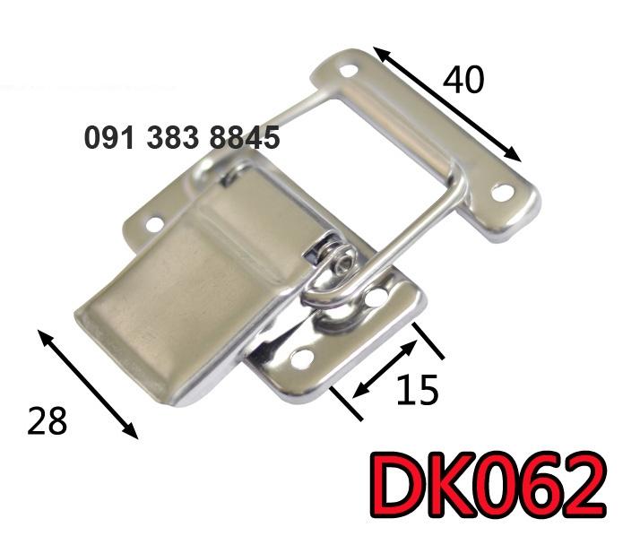 Khóa hộp inox DK062