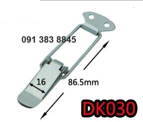Khóa hộp inox DK030