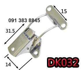 Khóa hộp inox DK032