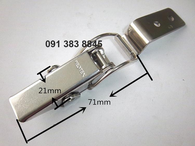 Khóa hộp inox DK086