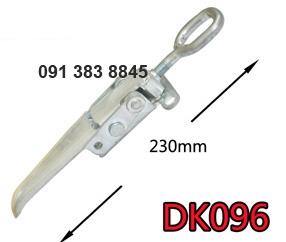 Khóa hộp inox DK096