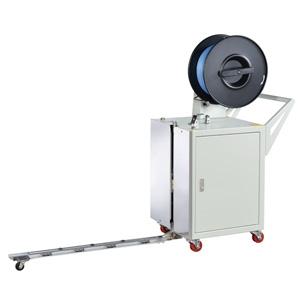 Máy đai niền thùng bán tự động JN85PS