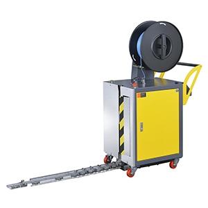 Máy niền đai thùng bán tự động JN85PSA