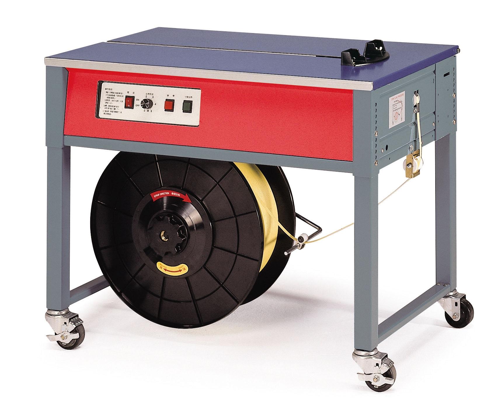 Máy niền đai thùng bán tự động PW-616H