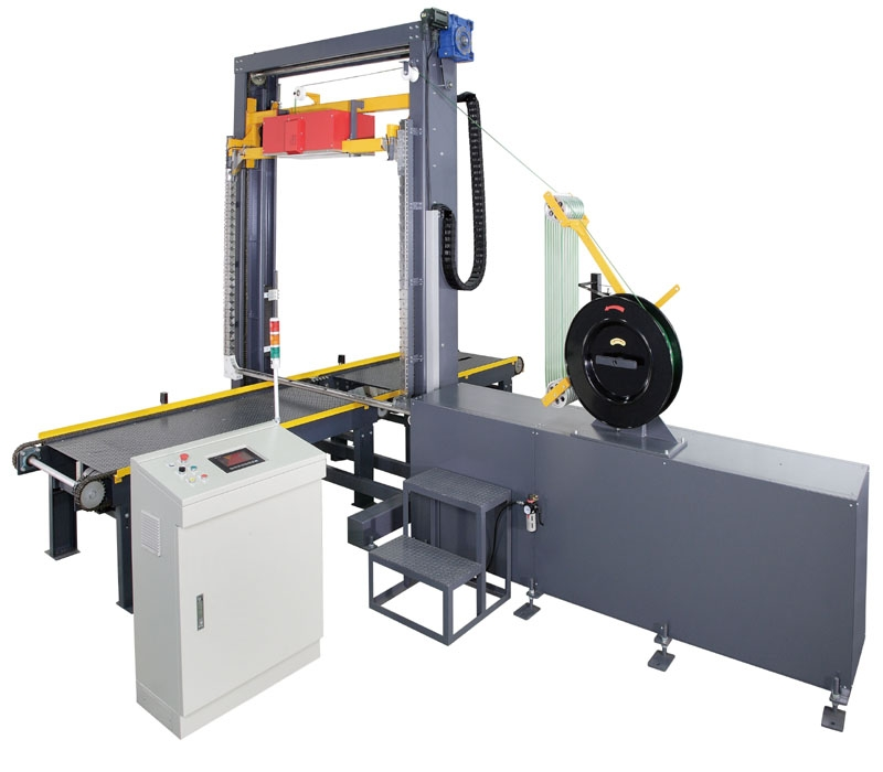 Máy đai niền thùng tự động PW0860PET