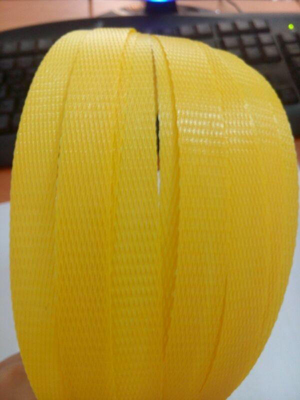 Dây nhựa PP màu vàng