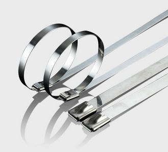 Stainless steel banding