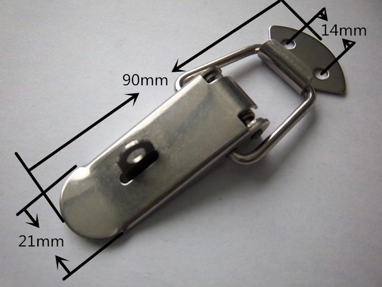 Khóa hộp inox DK006