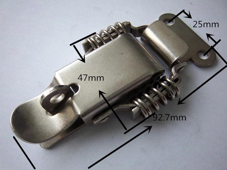 Khóa hộp inox DK014